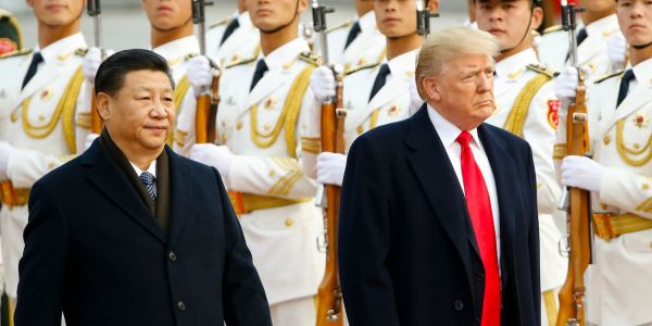 Trump's trade war with China shows no sign of slowing down, and it's likely to get even uglier