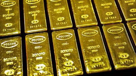 The golden rule: Russia's gold production sees year-on-year surge of 13%