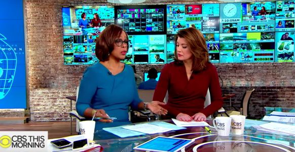 'CBS This Morning' hosts condemned Charlie Rose's alleged sexual misconduct on air: 'This has to end'