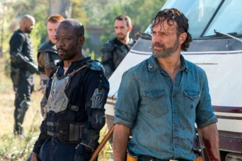 Did Andrew Lincoln Say The Walking Dead Has Not Seen The Last Of Lennie James's Morgan?