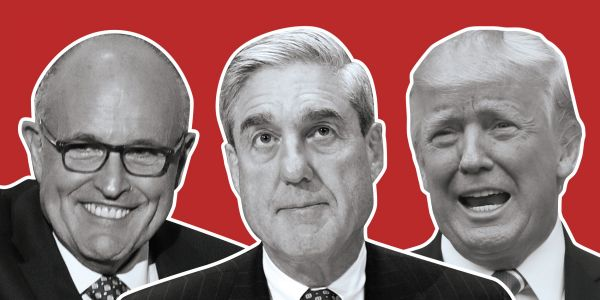 Mueller has submitted his report: Here's what 'collusion' actually means, and whether members of Trump campaign could have broken the law