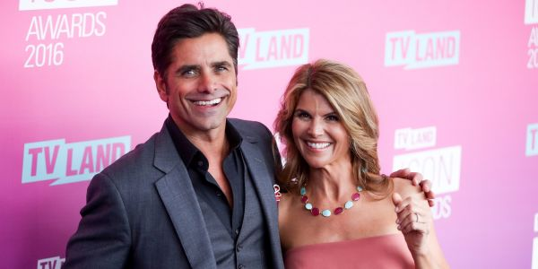 John Stamos broke his silence over Lori Loughlin's alleged involvement in the college admissions scandal, calling it a 'difficult situation'