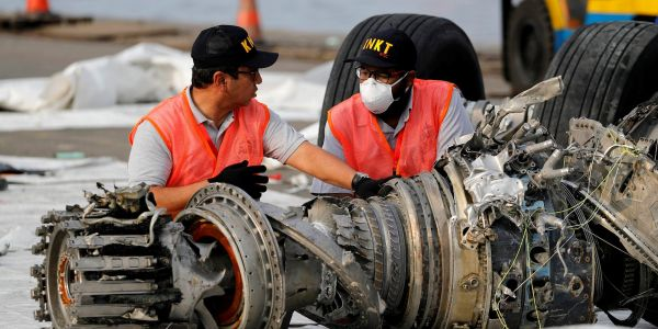 The FAA calculated that Boeing's 737 Max could crash a total of 15 times, killing more than 3,000 people, if it wasn't grounded and fixed