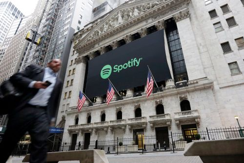 Spotify takes a hit after report says Amazon is exploring a free music service