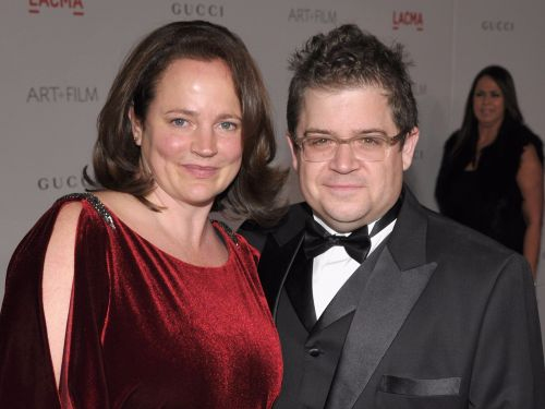 A person has been arrested in the 'Golden State Killer' case - and fans are thanking Patton Oswalt's late wife, Michelle McNamara