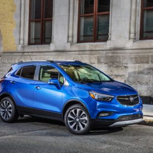 2019 Buick Encore - A Luxury Little Crossover