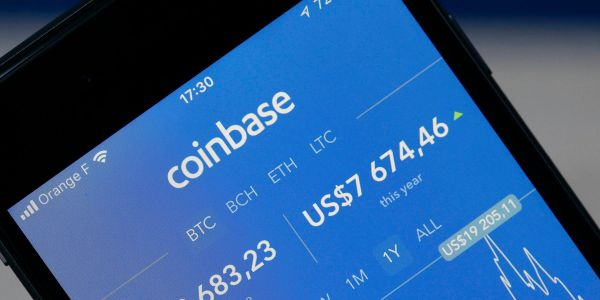 Coinbase's $100 billion valuation should be about 80% lower, New Constructs CEO says