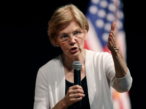 Elizabeth Warren calls out Amazon for using a 'special information advantage' for 'anti-competitive' practices