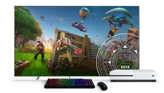 Xbox will get mouse and keyboard support November 14 and 'Fortnite' is one of the first games to have it