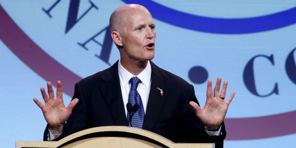 Florida's Senate race just became one of the most competitive and expensive in the country