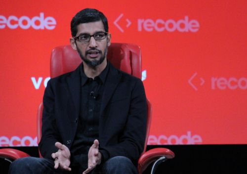 "Google CEO: ""I don't regret"" firing James Damore"