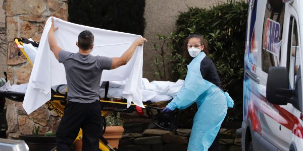 A Washington state choir rehearsal was deemed a 'super spreader event' after 45 people were infected with the coronavirus and 2 died