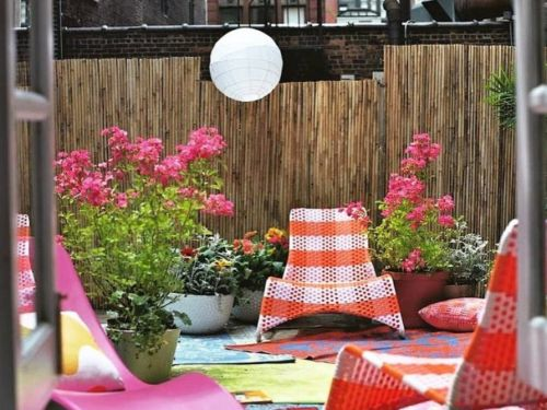 12 ways to make the most of your small balcony