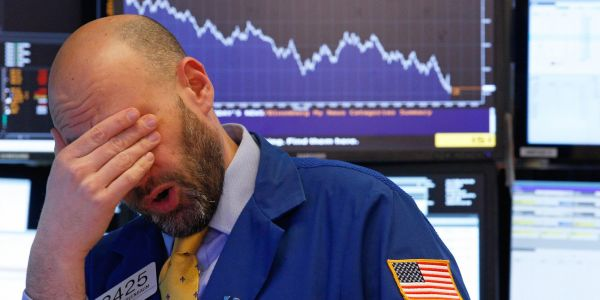 The 4 main drivers of market strength are all past their prime - and it's leaving stocks vulnerable to the next big crash