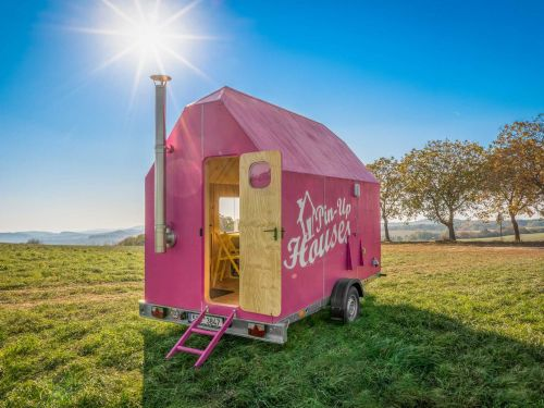 This 70-square-foot tiny home can be built for just $10,000
