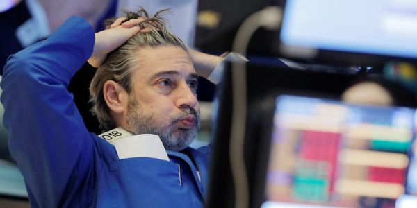 Tech stocks plummet as Yellen says interest rates may need to rise