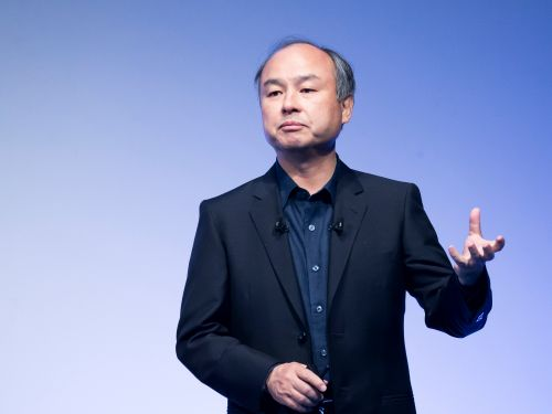Meet Masayoshi Son, the Japanese billionaire with a $16 billion personal fortune whose SoftBank mega-fund just pledged to invest $100 million in entrepreneurs of color