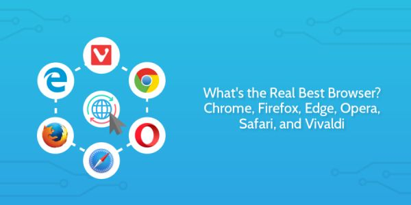 The Best Browsers, Compared with Data: Chrome, Firefox, Edge, Opera, Safari, and Vivaldi