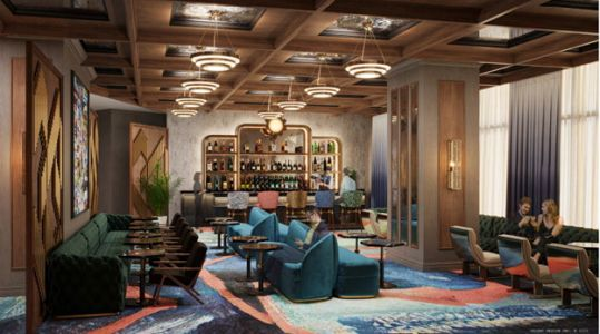 The Opus, Westchester, an Autograph Collection Hotel Opens in White Plains, New York