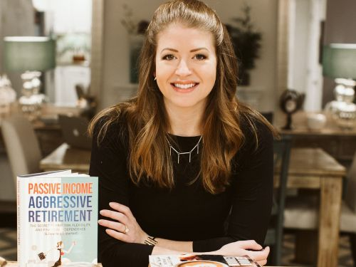 Meet Rachel Richards, a real-estate investor who retired at 27 and makes over $15,000 a month in passive income