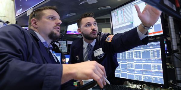 The stock market is doing something not seen since the financial crisis - and it means huge opportunities ahead