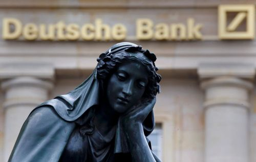 Deutsche Bank's co-head of US high-yield trading has left the German lender as trader departures continue