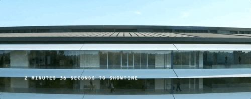 Watch Apple's 'Mission: Impossible' style spaceship HQ tour