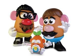 Mr. Potato Head brand goes gender neutral, sort of