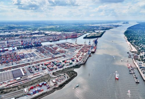 Hyperloop Transportation Technologies partners with Port of Hamburg operator to develop cargo service
