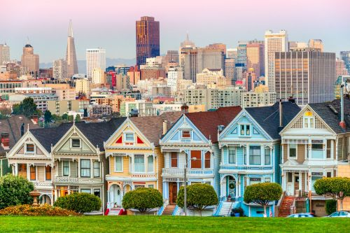 The 22 American cities with the most million-dollar homes