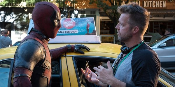 'Deadpool 2' director opens up about the pressures of jumping into a hit franchise and how test screenings made the movie better
