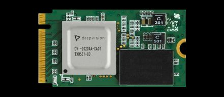 Deep Vision announces its low-latency AI processor for the edge
