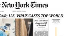 New York Times Shows Scope Of America's Job Losses In Unforgettable Front Page