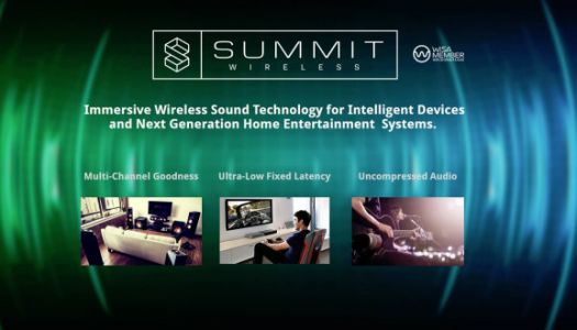 Summit Wireless teams up with LG on high-resolution wireless speakers