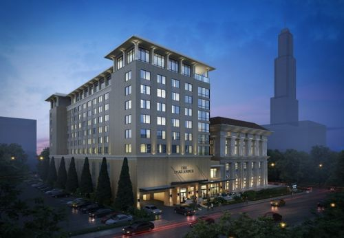 The Oaklander Hotel Opens in Pittsburgh