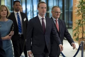 Facebook CEO Mark Zuckerberg Sails Through E.U. Parliament Grilling
