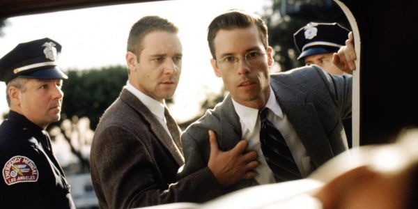 Walton Goggins says the 'L.A. Confidential' TV show will not be a remake of the movie - and that's a good thing