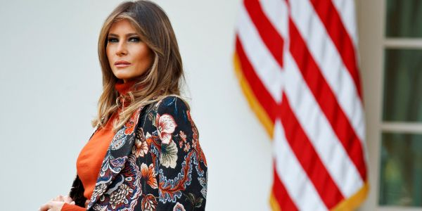 4 wild conspiracy theories about Melania Trump