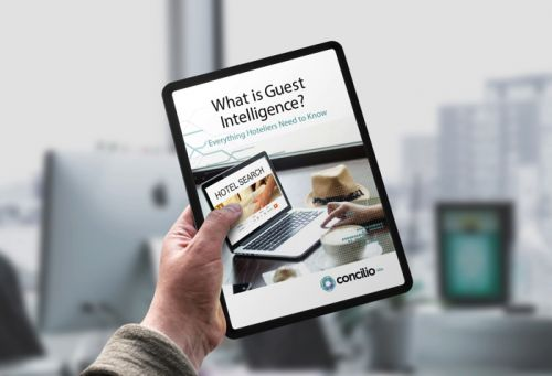 Concilio Labs Releases New EBook to Answer the Question: What is Guest Intelligence?