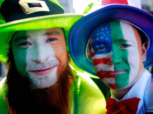 Everywhere from New York to Egypt celebrates St. Patrick's Day - see the photos of raucous celebrations around the world