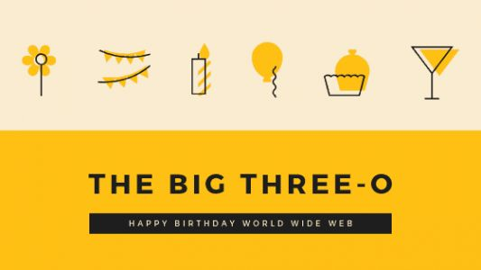 30 Years of the World Wide Web