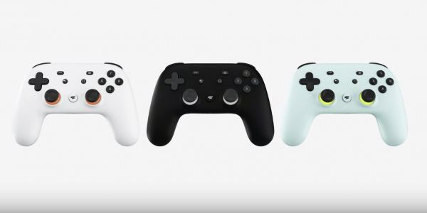 Google is making a new controller for its video game streaming service, and it's a little different than one for PlayStation or Xbox