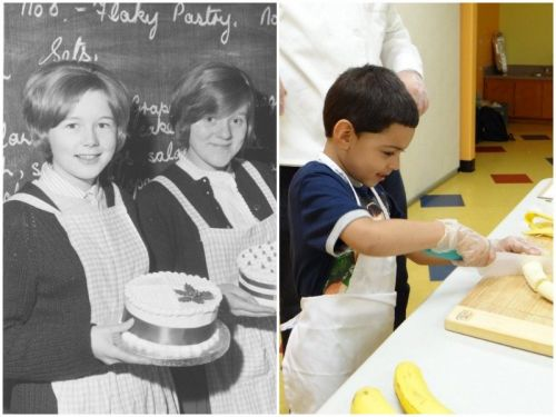 THEN AND NOW: 6 classes US public schools rarely offer anymore - and what they've been replaced with