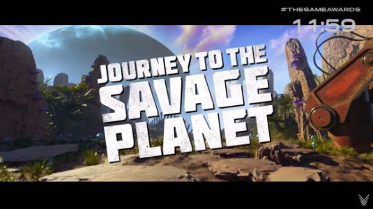 Savage Planet is the next game from Typhoon Studios