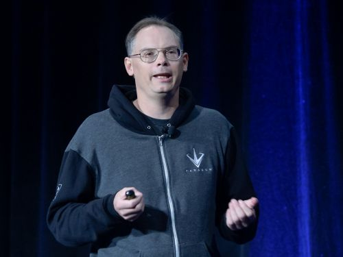 The CEO behind 'Fortnite' used to be one of Microsoft's fiercest critics. Now, he explains why he thinks it's a 'new company' under CEO Satya Nadella