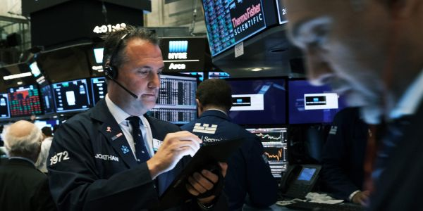 US stocks mixed as investors hit pause on Monday's rally