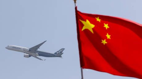 China signs multibillion-dollar deal with Airbus in another big blow to Boeing
