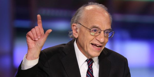 The stock market could soar 40% as the bull market enters its 3rd inning, Wharton professor Jeremy Siegel says