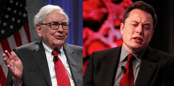Warren Buffett and Elon Musk are shaking up markets this year. Here's a look at the 'Buffett Bump' and the 'Musk Move.'