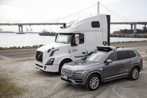 Uber taps Nvidia for its self-driving vehicle fleet